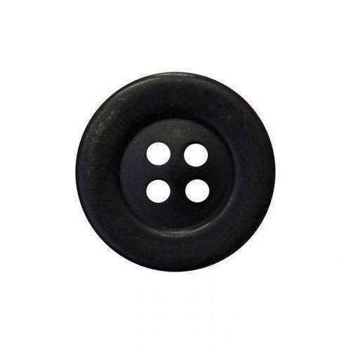 Пуговицы костюмные 28L 18мм матовый черный 2100523