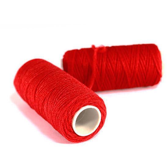 Нить-капрон для кукол и цветов 40м, красный