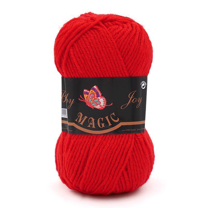 Пряжа Baby Joy 5724 - красный