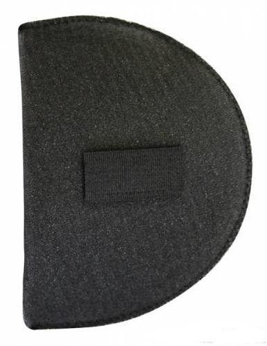 Плечевые накладки на липучке черный 686146 ВК-14/А