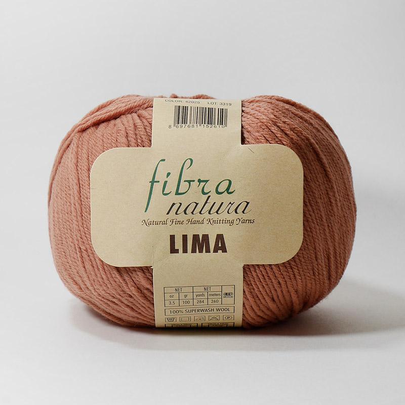 Пряжа Лима 42025- какао