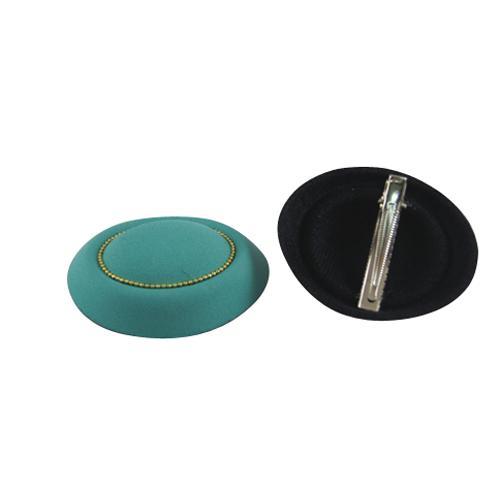 Шляпа таблетка 8х7см 2шт бирюзовый 548092 СНЯТ