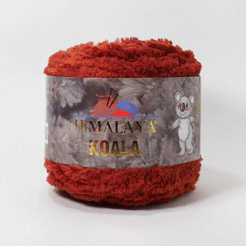 Пряжа Коала 75725 - красный