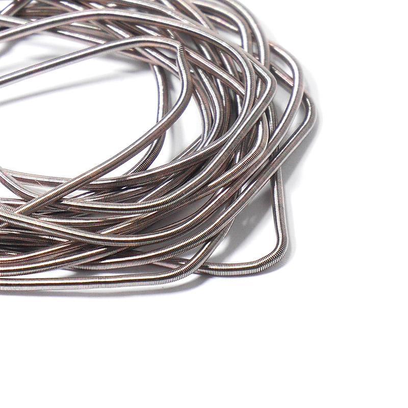 Канитель 1мм 06145ЕМВ жемчужно серый 5гр