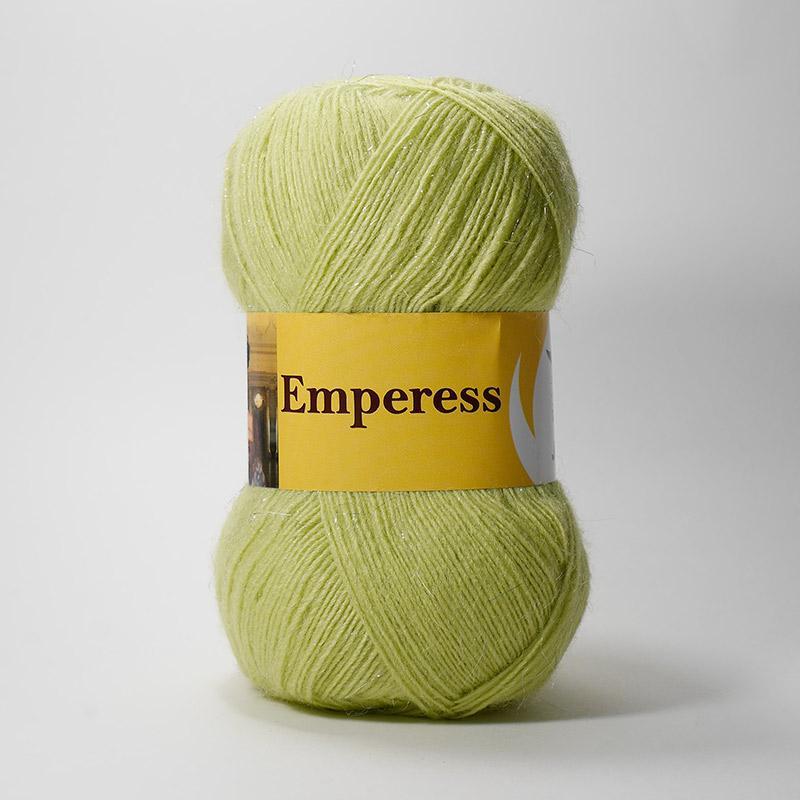 Пряжа Эмпресс 206 - оливковый