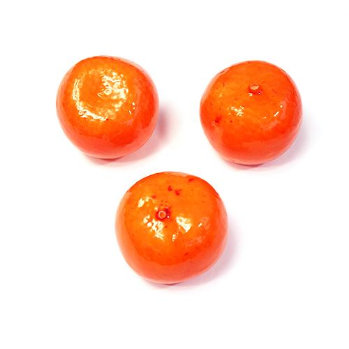 Апельсин 50мм 6шт оранжевый 7712548
