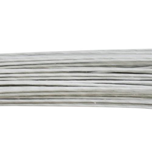 Проволока для стеблей 1,2мм 60см 50шт 7716176 белый
