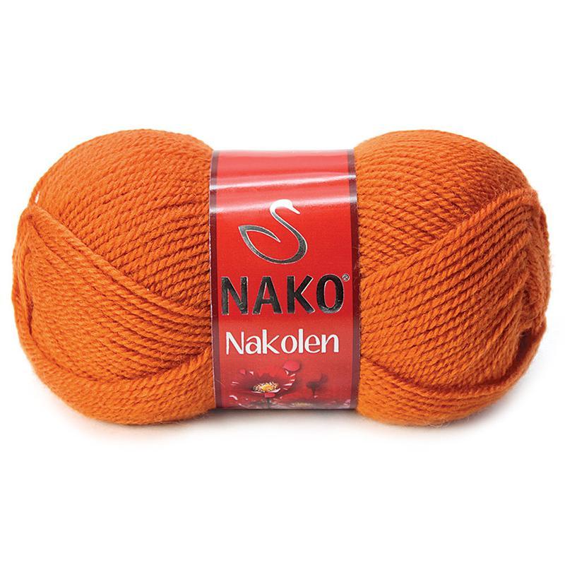 Наколен 6963 - оранжевый