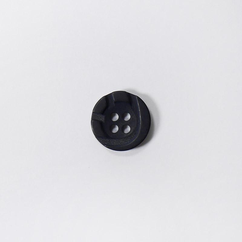 Пуговицы Рубашка 4-х пр. 13мм 432/4 черный