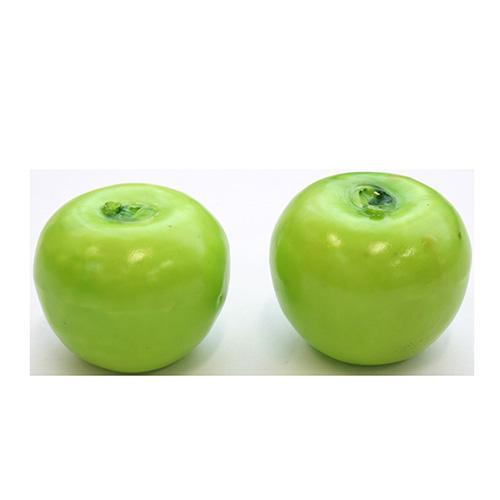 Яблоко 50мм 6шт зеленый 7712541
