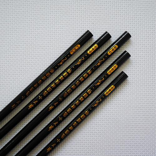 Мел-карандаш черный Одеон