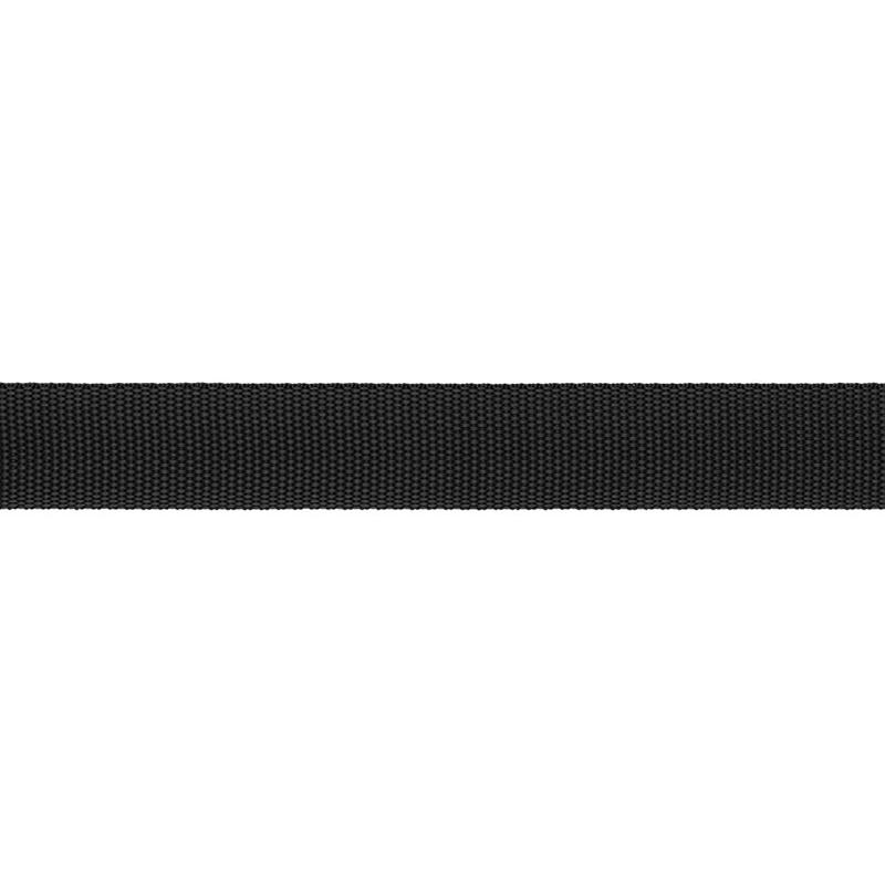 Стропа фасовка 30мм 2.5м ЭФ17с2 черный