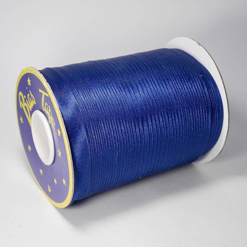 Косая бейка атлас. №174 15мм 120 ярд т.синий