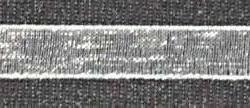 Лента капроновая JF-001 75мм*25м 001 белый 7701071