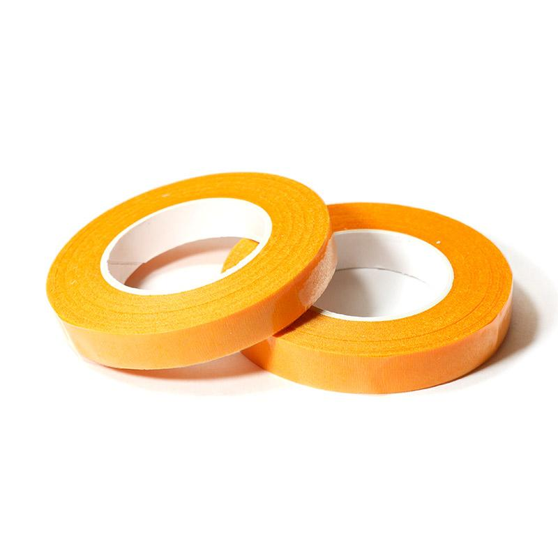 Флористическая лента ФАСОВКА (30ярд) оранжевый 1шт