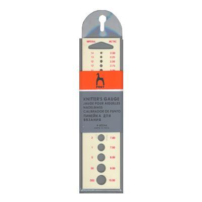 Линейка для измерения d спиц 60244 522389