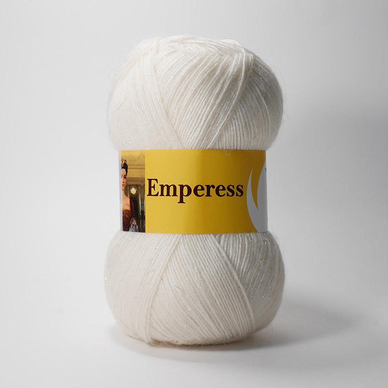 Пряжа Эмпресс 232 - молочный