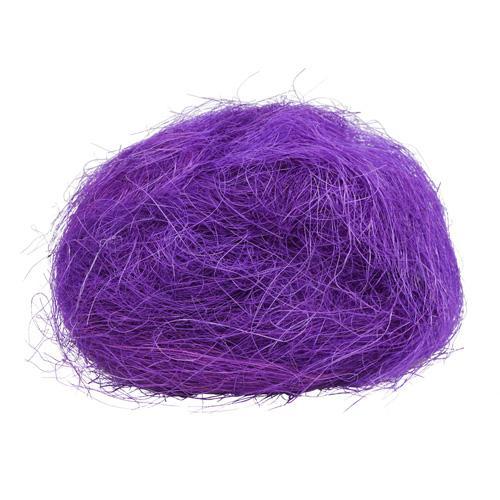 Сизаль 50гр S58 фиолетовый 7723417