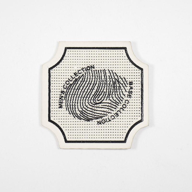 Лейба войлок/резина Отпечаток 5х5см 40795