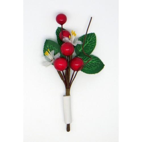 Декоративный букетик DKB136 Цветущая вишня