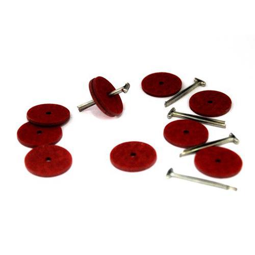 Набор креплений 5 Т-шплинтов, 10 дисков фибра 20мм 902220