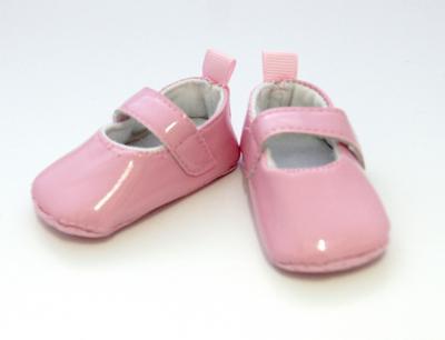 Туфли лакированные для кукол 25273 7,5см розовый