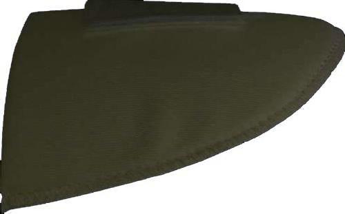 Плечевые накладки на липучке черный 686145 ВК-10/А