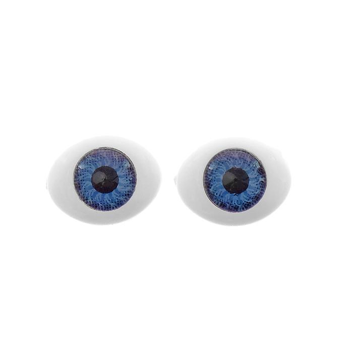 Глазки 5мм 50шт серый 2794091