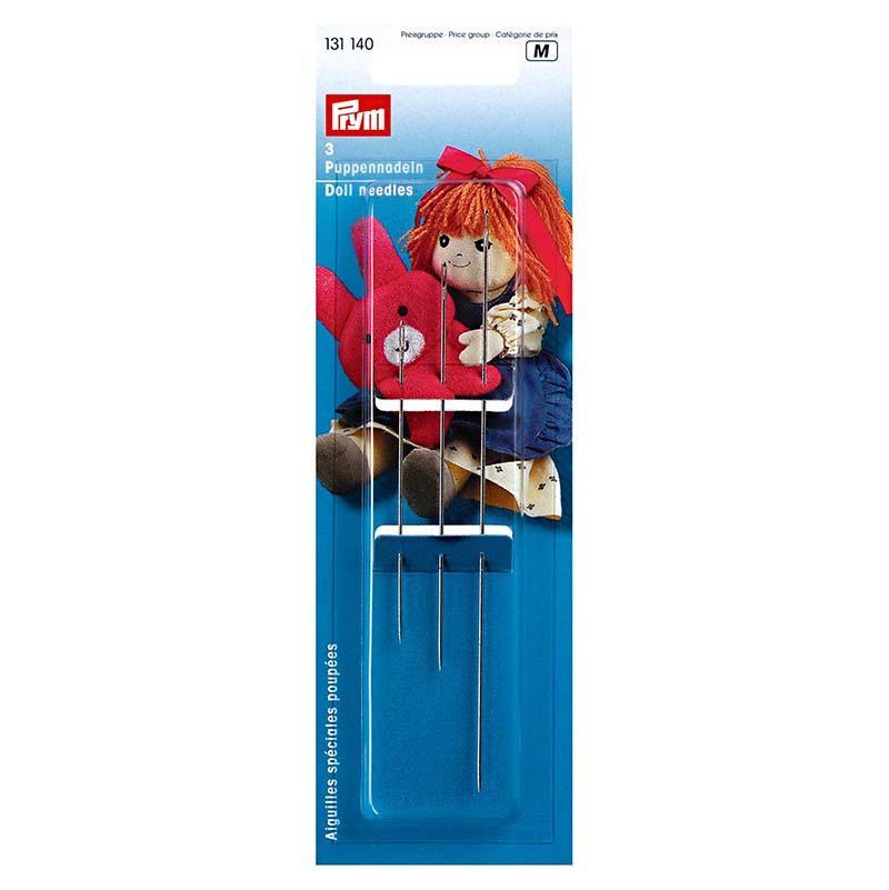 Иглы для мягких игрушек 3шт. Prym 161478/131140
