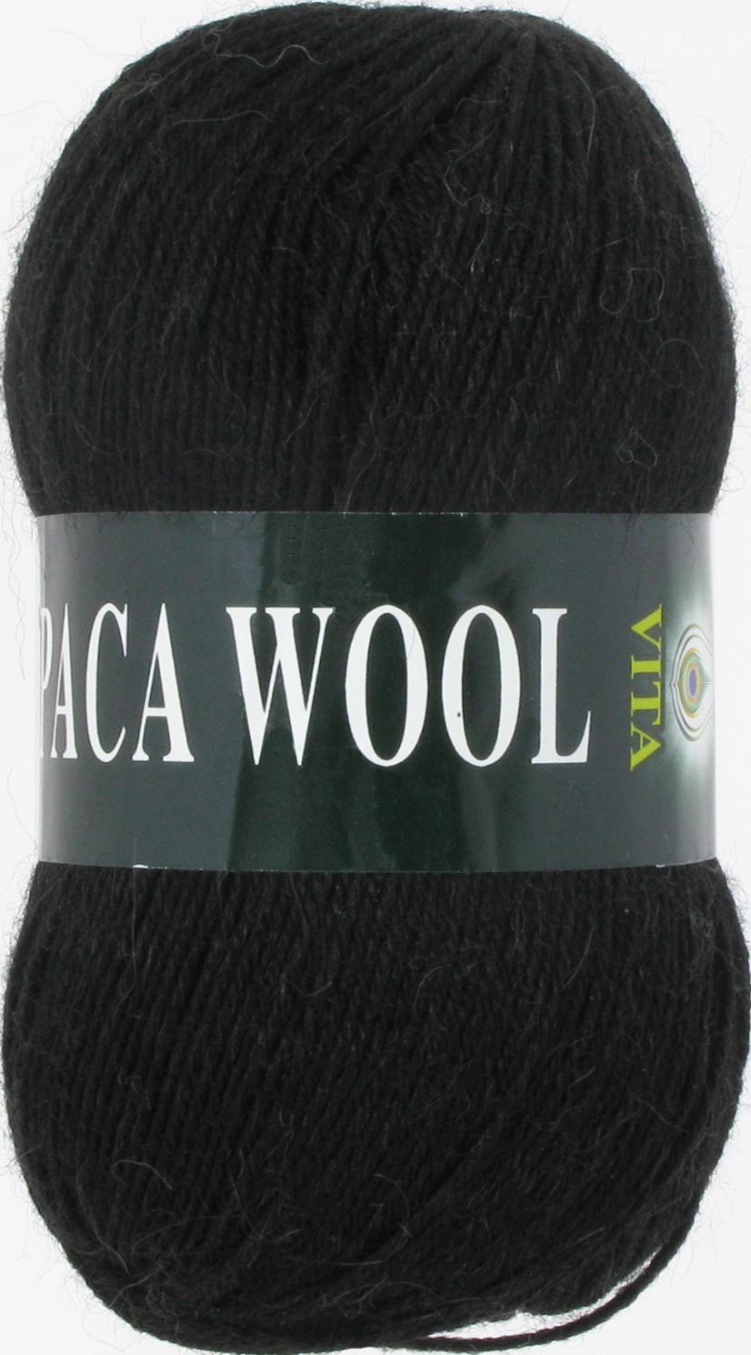 Alpaca Wool 2952 - черный