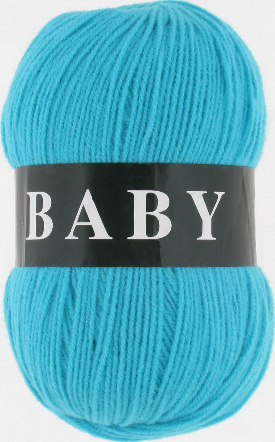 Baby 2864 - светлая морская волна