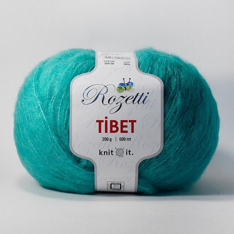 Тибет 206-08 - зеленый