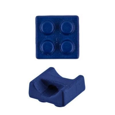 Пуговицы металлические МВ 0154 7,2мм 24шт D220 т.синий