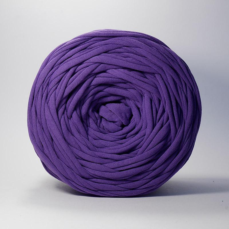 Пряжа Лента - фиолетовый