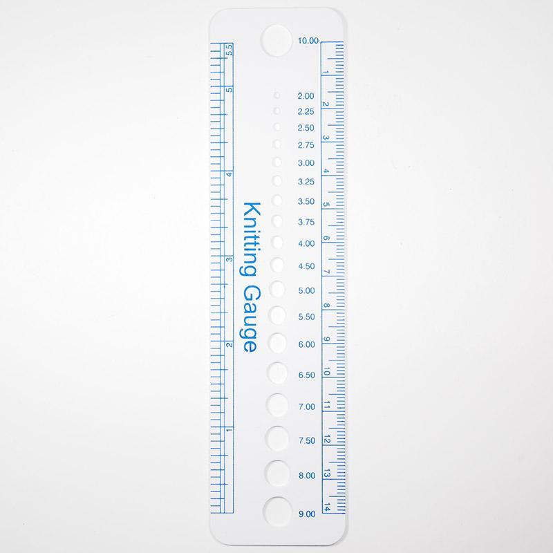 Линейка для измерения диаметра спиц В