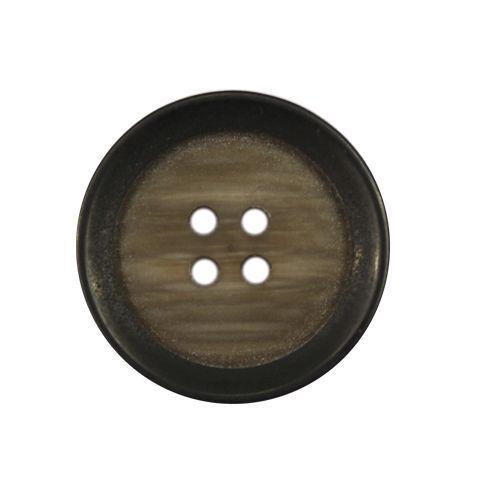 Пуговицы 36L  23мм С868 коричневый 7716167