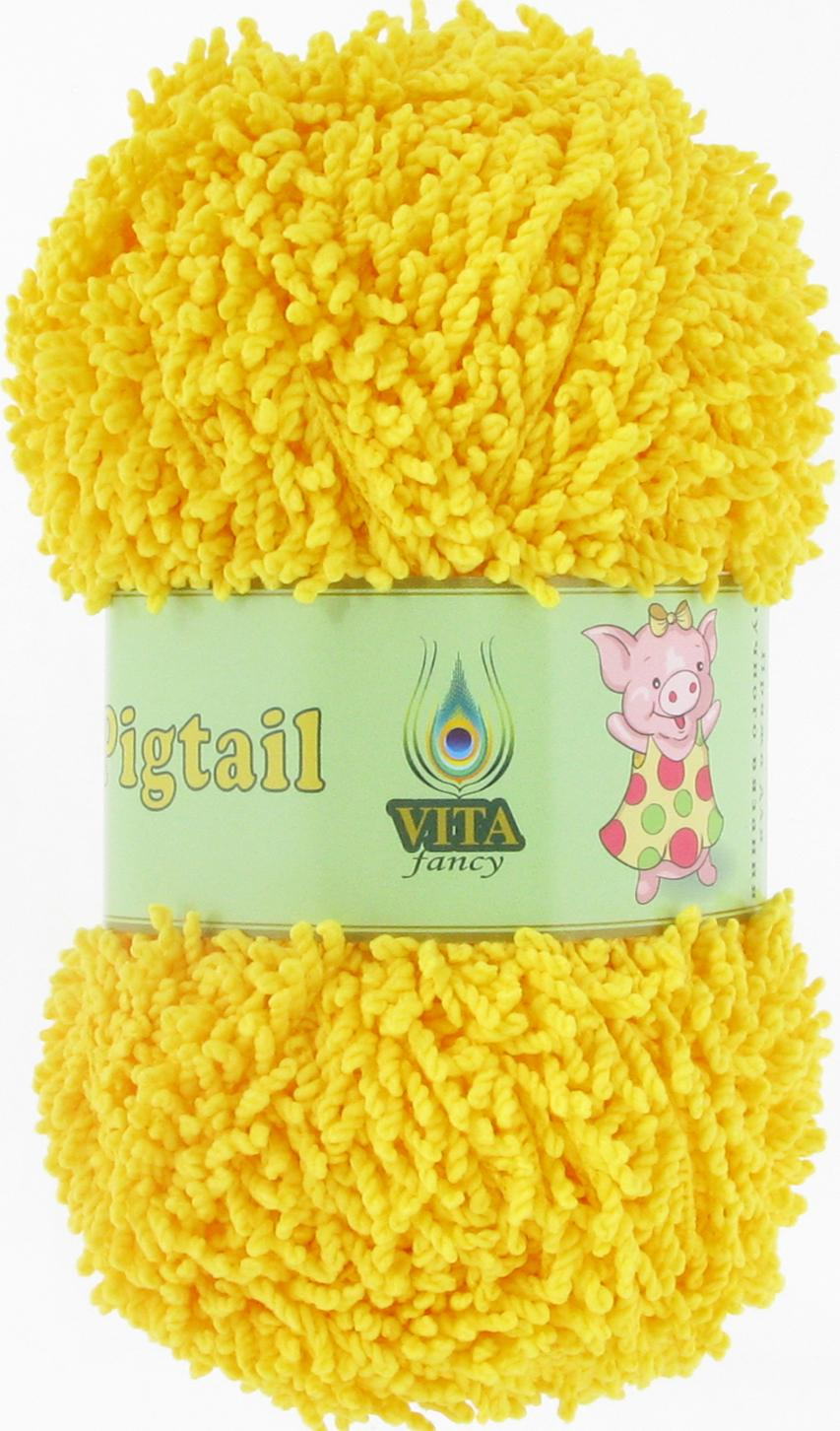 Pigtail 5413 - желтый