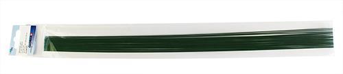 Проволока для стеблей 1,2мм 50см 20шт 7705235 зеленый