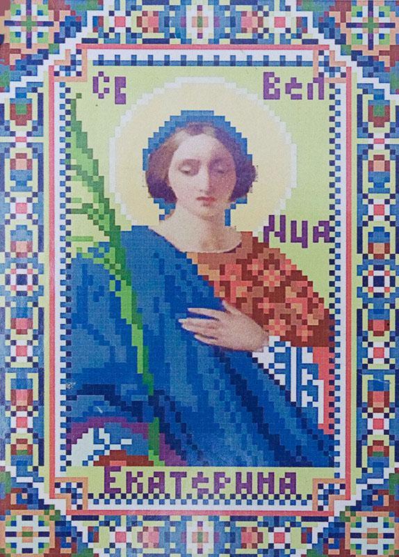 """Набор мозаики Икона В-47 (арт.018) """"СК"""""""