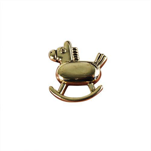 Пуговицы Лошадка 18мм (48891) AG 7704181