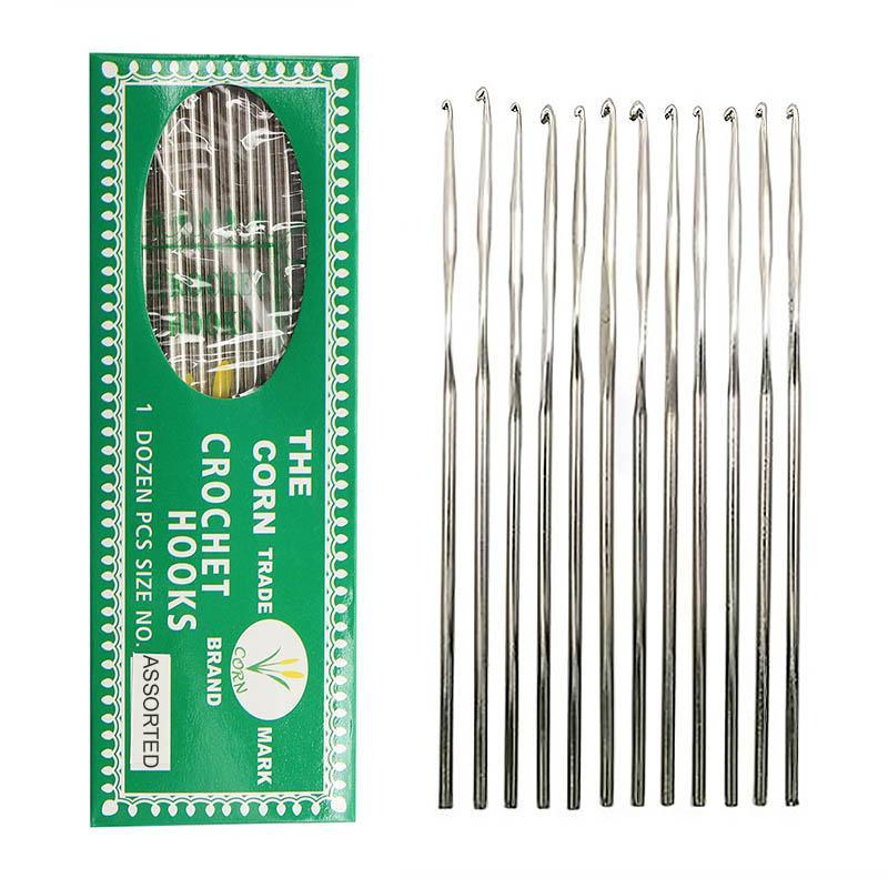 Крючок для вязания Corn ассорти 0333-6050 165879