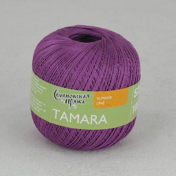 Пряжа Тамара 247 - пурпурный