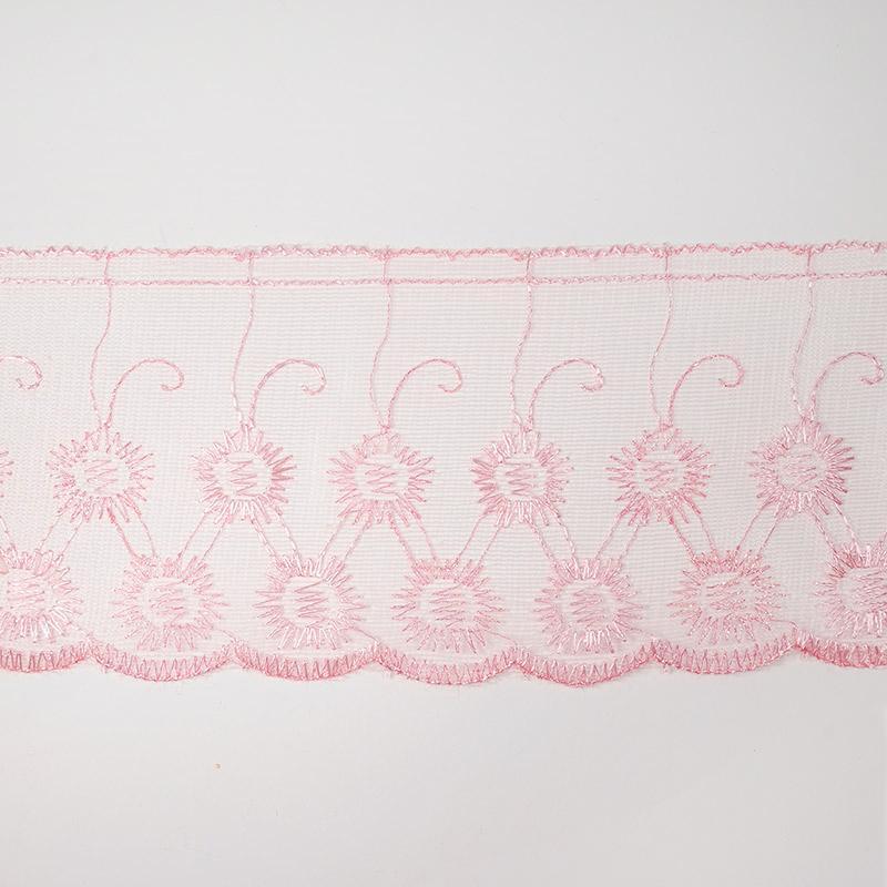 Шитье капрон 80мм 14м 780 розовый