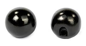 Пуговицы пластик TBY.A517 16L-10мм на ножке 002 черный
