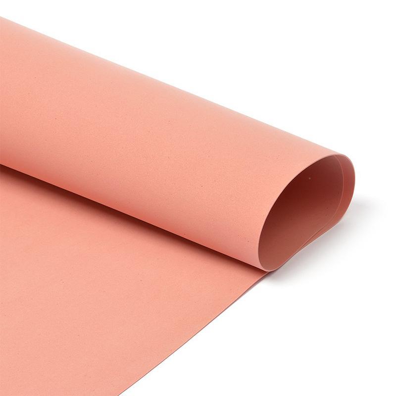Фоамиран в листах 1мм 035 туманно-розовый 60х70см