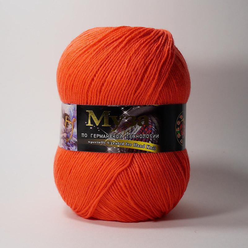 Муза 2206 - ярко оранжевый