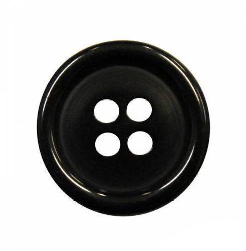 Пуговицы костюмные 28L 18мм черный 2100453