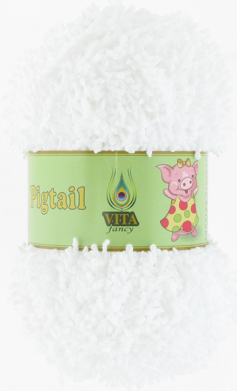 Pigtail 5401 - белый