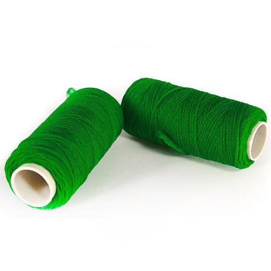Нить-капрон для кукол и цветов 40м, зеленый