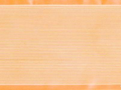 Лента для бантов 80мм 25м 144693 оранжевый